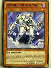 YU-GI-OH - 1x Meklord Emperor Wisel-sp13-STAR PACK 2013