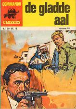 COMMANDO CLASSICS 46 - DE GLADDE AAL (1977)