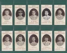 FOOTBALL - 100 SETS OF 10 - SPIRO  VALLERI  ' FOOTBALLERS '  CARDS - REPRINTS