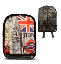New London City Backpack School Bag Rucksack Brand New Gift - Londonbigben