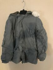 Military US Parka extreme cold weather N3b size medium