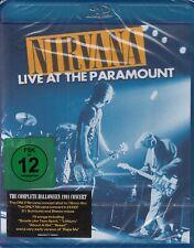 Nirvana / Live at the Paramount - Blu-ray (NEW! Original verschweißt, NEW)