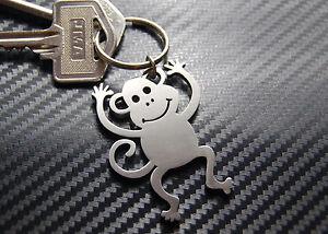 MONKEY Cheeky Keyring Keychain Key Fob