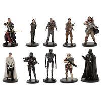 Star Wars ROGUE ONE Disney LOOSE FIGURES  JYN Chirrut Vader Baze K2S0- SALE!