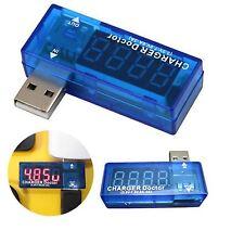 Analyseur  USB voltmètre ampèremètre Testeur de BATTERIE GSM capacité