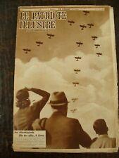 La Patriote Illustré - 16/07/1939 - Etourdissante fête des ailes, à Evere
