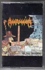 AGGRESSION - The Full Treatment Rare Cassette 1987 Banzai Records Sealed