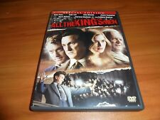 All The King's Men (DVD, Widescreen 2006) Sean Penn, Jude Law Used Kings