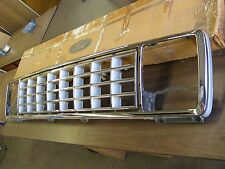 NOS OEM Ford 1979 - 1982 Econoline Van Chrome Grille 1980 1981 E150 E250 E350