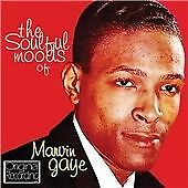 CD MARVIN GAYE SWOULFUL MOODS MY FUNNY VALENTINE HOW HIGH THE MOON LOVE FOR SALE
