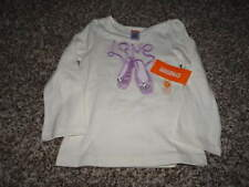 NWT NEW GYMBOREE 2T LOVE BALLET SHOES EVERYDAY DRESS UP