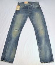 DENIM & SUPPLY Ralph Lauren Bedford Straight Fit Jeans 28/32 NWT Distressed