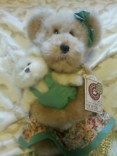 """Boyd's Bear """"Special Occasion Collection"""" Momma Macbearsley and Baby style 82515"""