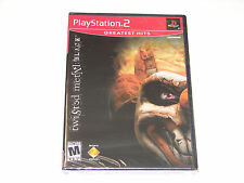 TWISTED METAL: BLACK - (Playstation 2- PS2)   ***BRAND NEW FACTORY SEALED***