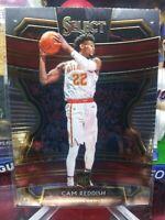 CAM REDDISH 2019-20 Panini SELECT CONCOURSE Rookie Card (base) #96 Atlanta Hawks