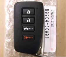 Lexus ES300H (2013-2015) OEM Genuine REMOTE TRANSMITTER FOB w/ KEY 89904-30A91