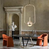 Modern Chandelier rectangle Kitchen Bar Lighting Lamp Bar Pendant Ceiling Light