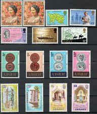 NE - Jersey - 112 - Petit lot de 26 timbres de Jersey neufs **