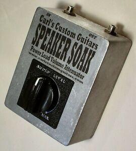 Speaker Soak Power Attenuator for Vox AC30,AC15,AC30,AC15,AC15C1,AC10,AC10C1,C1