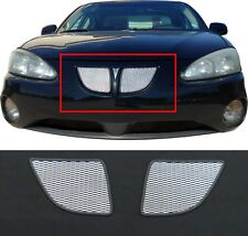 CCG 04-08 GRAND PRIX GT GTP DIAMOND EXTREME GRILLE GRILL MESH INSERTS - TOP ONLY