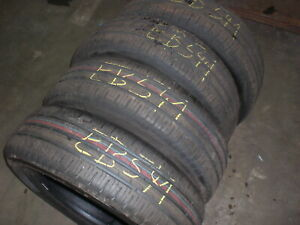 Continental 4 x 185/65 R 15  88H Eco Contact 6  Dot 1019  . Sommerreifen