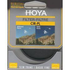 Hoya 77mm Circular Polarizer Slim Filter, London