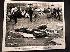 Woodstock 1970  Movie Still Photo 8x10 Music Festival Lot 3