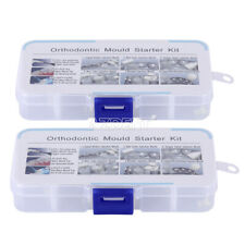 2x Dental Mini Orthodontic Accessories Quick Built Amp Aesthetics Injection Mould
