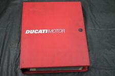 2004 DUCATI MULTISTRADA 1000 DS SERVICE MANUAL BOOK
