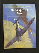 Osprey: Malta Spitfire Aces - Aircraft of the Aces 83