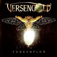 VERSENGOLD - FUNKENFLUG   (2017) CD NEU