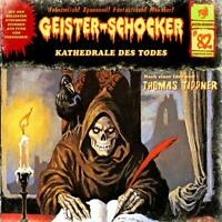 KATHEDRALE DES TODES-VOL.82 - GEISTER-SCHOCKER   CD NEW TIPPNER,THOMAS