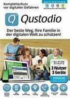 Qustodio Premium Edition ( PC + Mac ) NEU OVP