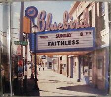 CD Faithless / Sunday 8PM – POP Album 1998