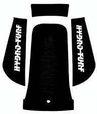 New Hydro-Turf Self Adhesive Black Deck Mats For Kawasaki 800SXR Jet Skis