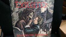 THE EXPLOITED - Death Before Dishonhour LP (Wattie) Sexual Favours Punk Rock