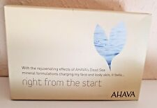 New AHAVA Sarter Kit