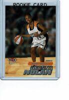 DEANNA NOLAN 2001 Ultra Fleer WNBA Rookie Card #140