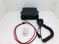Globe Roamer Motorola MDM28JNC9KA2AN DM4401 VHF MotoTRBO Digital DMR Radio