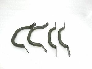 FORD JEEP WILLYS SIDE PANEL BODY LIFT FRONT AND REAR HANDLE SET