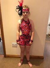 Freestyle Intermediate Disco Dance Competition Costume Under 12