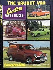 Custom Vans & Trucks No.4 Panel Van Holden Sandman Drifter Ford Bedford FJ