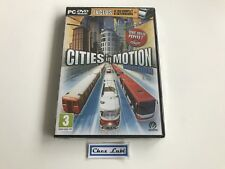 Cities In Motion Collection - PC - FR - Neuf Sous Blister