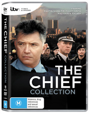 The Chief Complete Collection Box Set Series 1 2 3 4 & 5 BRAND NEW DVD