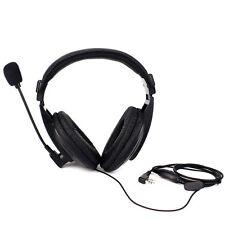 Headset Earpiece for Funkgeräte Kenwood/Baofeng/TYT/Woucun/Puxing/Retevis RT3 DE