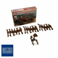 Spanish Infantry - Set 1 - 16th Centuries - Red Box Miniatures - RB72096
