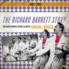 Richard Barrett - Richard Barrett Story: Searching for a Hit 1954-62 [New CD] UK