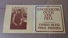 Carla BLEY Consigliere/Paul Haines – O. Over The Hill - 3-lp 1974 (no libretto)