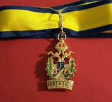 Royal Austro Hungary Habsburg Empire Josef Iron Crown Order Medal Merit Knight K