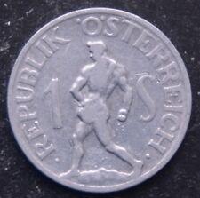 1 Schilling Österreich 1946 (Umlaufmünze)
